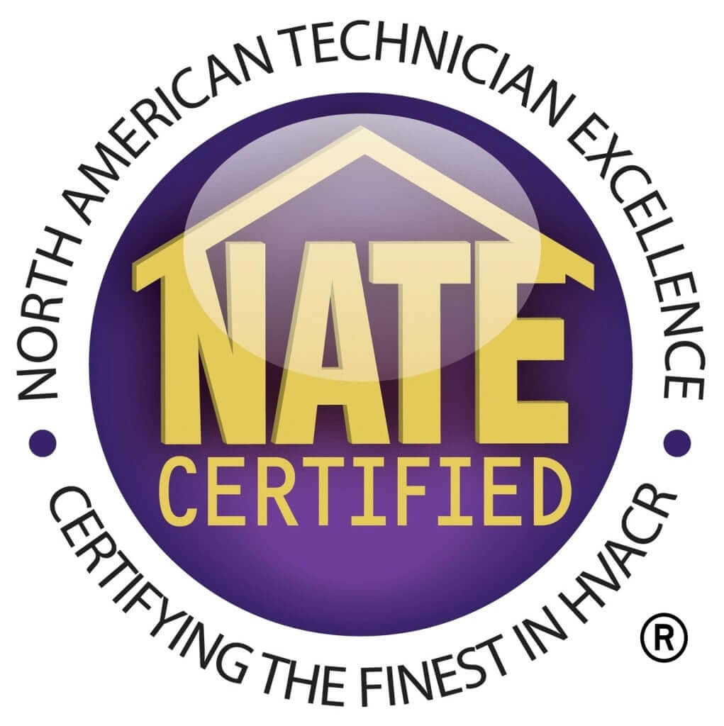 Sarasota Air Conditioning & Heating NATE Certified Technicians